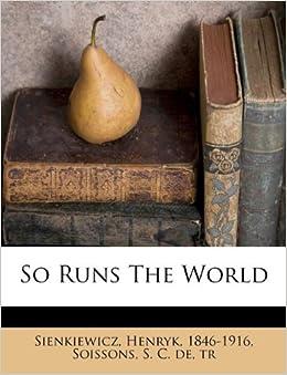 Book So Runs The World