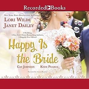 Happy Is the Bride Audiobook