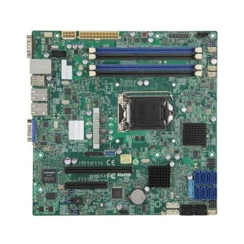 Supermicro MBD-X10SL7-F-O -Intel C222 Chipset LGA1150 MicroA