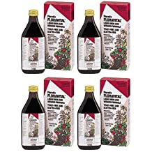 (4 PACK) - Floradix - Floravital Yeast And Gluten Fr SAL-1718   500ml   4 PACK BUNDLE