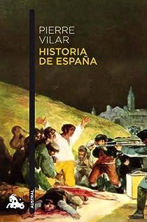 Historia de España par Vilar