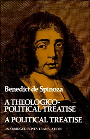 Book A Theologico-Political Treatise and a Political Treatise: v. 1 by Benedict de Spinoza (1951-12-26)