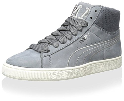 PUMA Mens States Mid X Vashtie Hightop Sneaker Quiet Shade