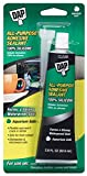 Dap 00688 All-Purpose Adhesive Sealant, 100% Silicone, 2.8-Ounce Tube - 12 Pack