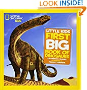 #3: National Geographic Little Kids First Big Book of Dinosaurs (National Geographic Little Kids First Big Books)