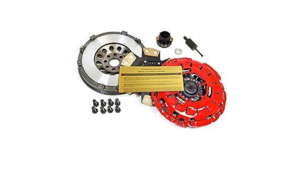 Amazon.com: EFT STAGE 3 CLUTCH KIT+RACING FLYWHEEL BMW 323i 325i 328i 330i 525i 528i 530i Z3: Automotive