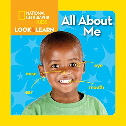 National Geographic Kids Look and Learn: All About Me (Look & Learn)]()