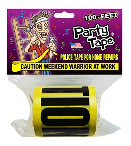 police tape streamer - 5