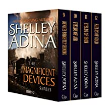 Magnificent Devices Books 9-12: Four steampunk adventure novels in one set