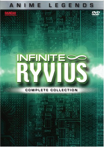 Infinite Ryvius: Anime Legends, Complete Collection