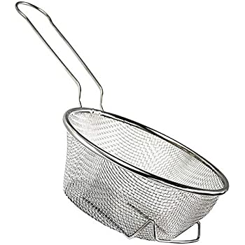 Amazon.com: Scandicrafts 7 Inch Mesh Frying Basket: Food