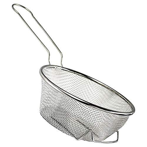 - Scandicrafts 7 Inch Mesh Frying Basket