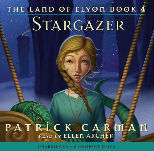 The Land of Elyon #4: Stargazer - Audio Library Edition by Scholastic Inc. (Image #2)