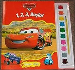 Arabalar Boyama Kitabi Sulu Boya 9786051112763 Amazon Com Books