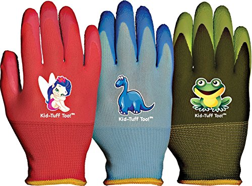 Bellingham Glove Kid Tuff, Colors May Vary (Glove Childrens Garden)