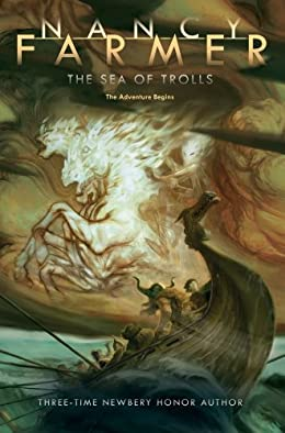 The Sea of Trolls - Books like Percy Jackson