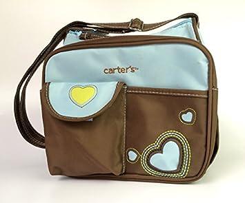 Amazon.com : Carters baby diaper nappy bag maternity baby bag for mom bolsa maternidade bag carrinho bolsa de bebe stroller bag : Baby
