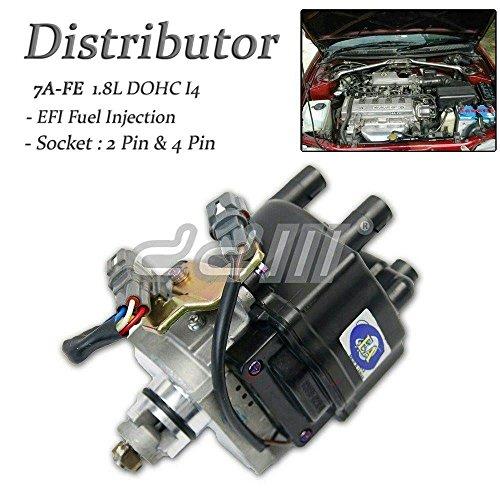 Distributor Ignition Toyota Corolla Celica AE102 7A-FE 1.8L DOHC EFI 93-96 -