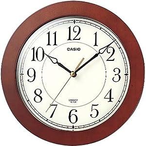 CASIO 掛け時計 アナログ IQ-126-5JF アナログタイプ