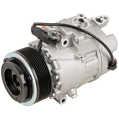 AC Compressor & A/C Clutch For BMW X6 740i 740Li - BuyAutoParts 60-03027NA New - Bmw 740i A/c Compressor