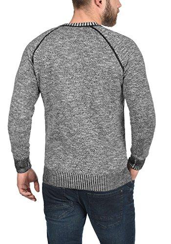 Pour Black Maille Homme V Coton Gilet Cardigan 100 En Avec Veste solid Encolure 9000 Thiamin qYOXSS