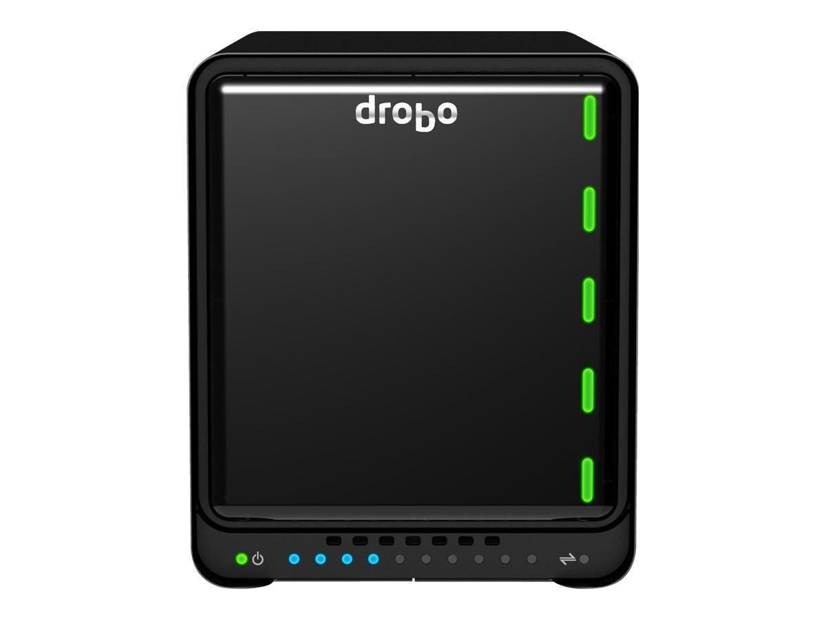 Drobo 5D (DRDR5A21) 5-bay Network Attached..