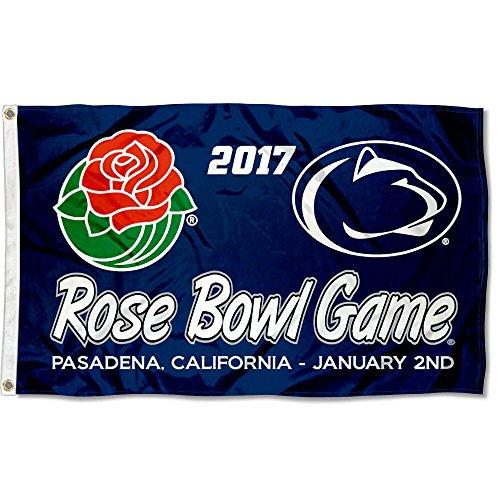Bowl Penn State Rose (Penn State Nittany Lions Rose Bowl 2017 Flag)