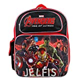 Marvel Avengers Age of Ultron Boys 14'' School Backpack Bag