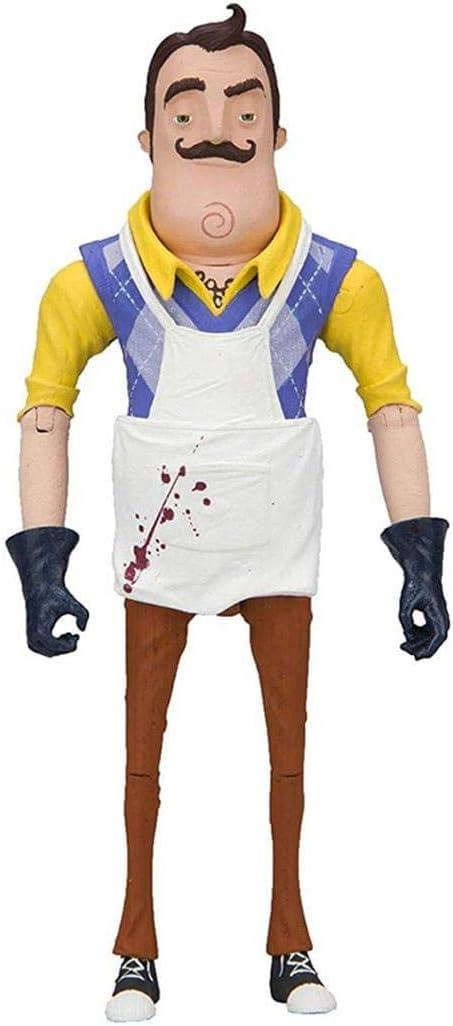 McFarlane Toys Hello Neighbor The Neighbor (Butcher) Action Figure