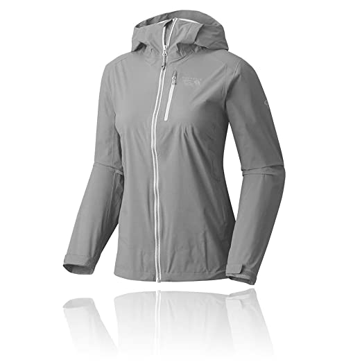 Mountain Hardwear Thundershadow Jacket - Women's Manta Grey XS