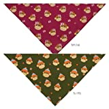 Monkey Business Bandana Color: Ty, My Pet Supplies