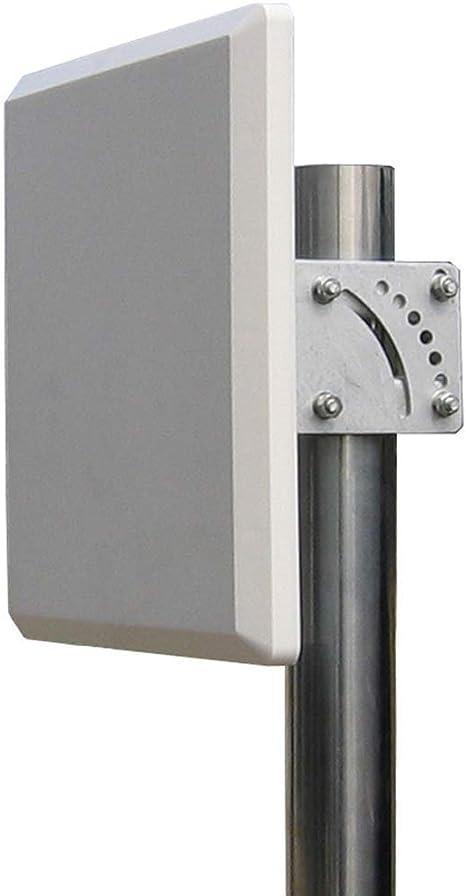 Cablematic - Antena de panel de 2,4 GHz y 18 dBi: Amazon.es ...