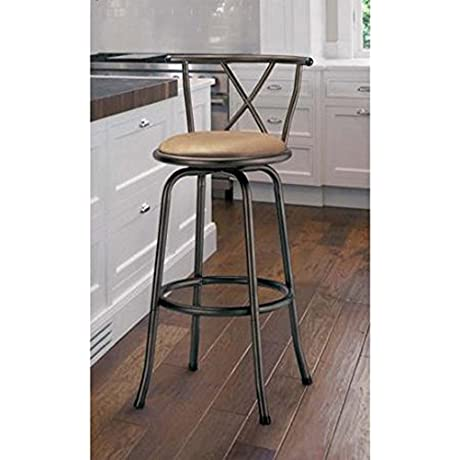 Mainstays Cheyenne Hunter 30 In Bar Stool