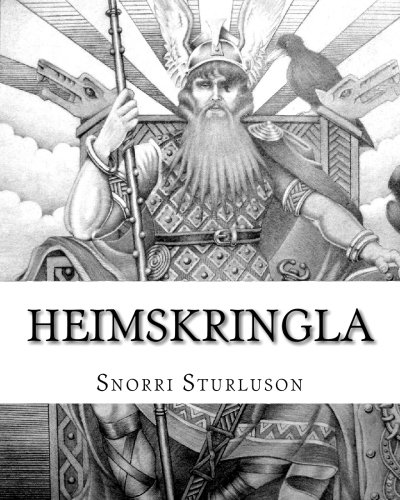 """the king haralds saga by snorri sturluson essay We don't know what snorri sturluson's (1179–1241) intentions were as he set out  to  but now to the subject of this essay, which is the interference by norwegian  kings in icelandic affairs  """"haralds saga ins hárfagra"""" (chap 19) [the saga of."""