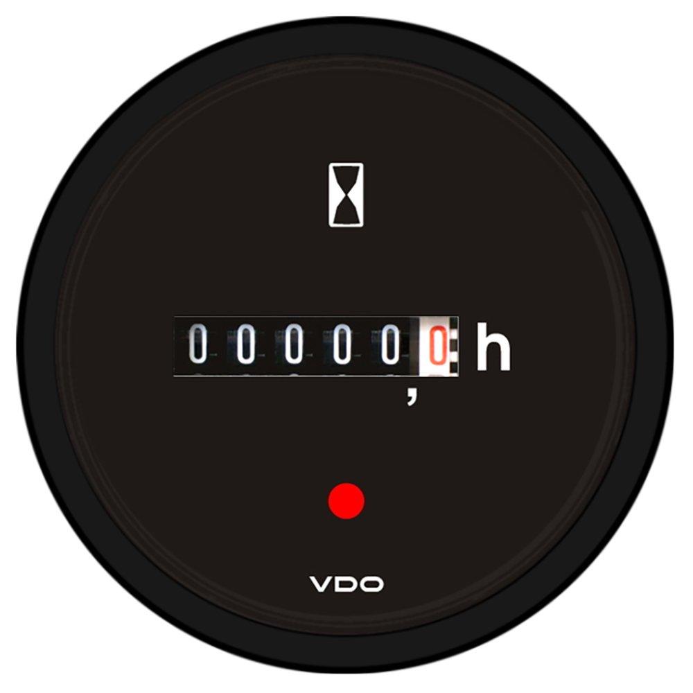Vdo A2c59510876 S Hourmeter Gauge Automotive Wiring Diagram Boat