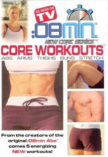 Core Workouts Arms Thighs Stretch