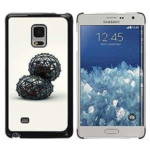 Planetar® ( Abstract ) Samsung Galaxy Mega 5.8 / i9150 / i9152 Fundas Cover Cubre Hard Case Cover