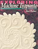 img - for Exploring Machine Trapunto: New Dimensions book / textbook / text book