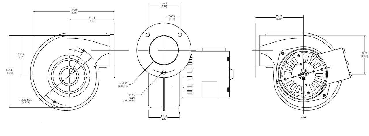 D500 Fasco Motor Wiring Diagram. . Wiring Diagram on