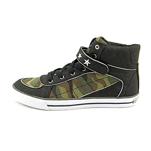 G By Guess Online Black/multi Fabric Canvas Fashion Sneaker Womens Size 8.5 M
