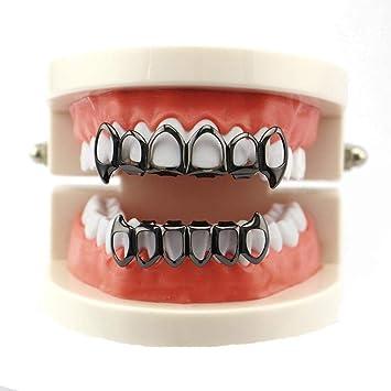 Amazon.com: HP95 1 juego de parrillas de dientes de boca ...