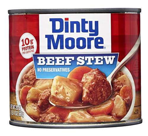 Dinty Moore Beef Stew - Dinty Moore Beef Stew with Fresh Potatoes & Carrots 20 oz (Pack of 12)