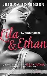 La tentation de Lila et Ethan (Black Moon Romance)