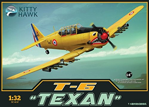1/32 T6 Texan 2-Seater Fighter for sale  Delivered anywhere in USA