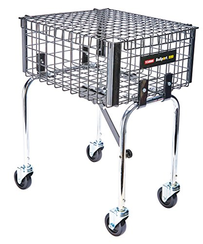 Tourna Ballport 220 Travel Teaching Cart (Ball Tennis Carts)