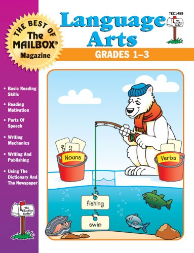 The Best Of The Mailbox Magazine Language Arts Grades 1-3