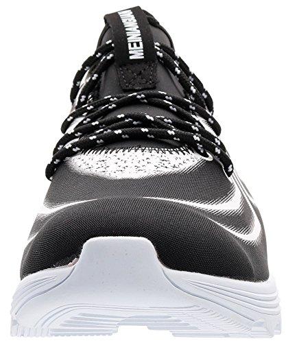 Homme Running Chaussures Lacets Baskets Sport À Noir 803 Joomra Blanc De wFTd6qxwt