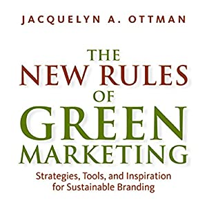 The New Rules of Green Marketing Audiobook