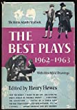 The Best Plays of 1962-1963