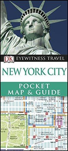 Eyewitness Pocket Map Guide 2016 07 01 product image